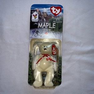 Maple the Bear Beanie Baby
